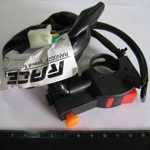 Блок переключателя правый RAN0025, END0021