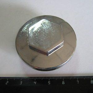 Крышка регулировочного отверстия клапанов CB125-250
