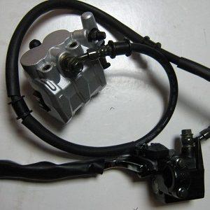 Гидравлика в сборе FT50QT-10 (1 поршневая скоба)