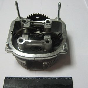 Головка цилиндра 52,4 мм в сборе с клапанами 4х такт. дв. 152QMJ (125см3)