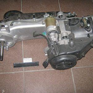 Двигатель 4х такт. 150 см3  157QMJ  эл.стартер