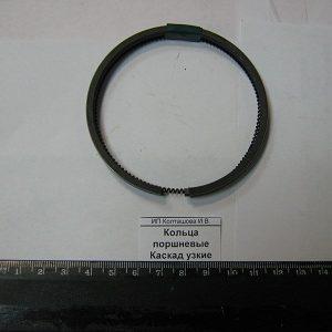 Кольца поршневые Каскад узкие