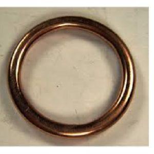 Прокладка глушителя Альфа. Дельта медная (кольцо)